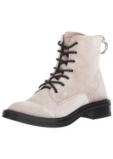Dolce Vita Women's Bardot Combat Boot  6 Medium US