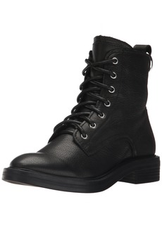 Dolce Vita Women's Bardot Combat Boot  8 Medium US