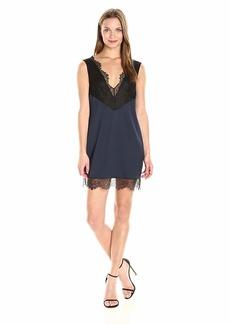Dolce Vita Women's Cally Satin Slip Dress  XS