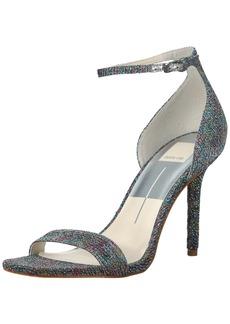 Dolce Vita Women's Halo Heeled Sandal   Medium US