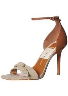 Dolce Vita Women's Helana Heeled Sandal  7 M US
