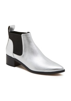 Dolce Vita Women's Macie Leather Chelsea Booties