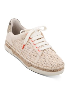Dolce Vita Women's Madox Leather Low Top Sneakers