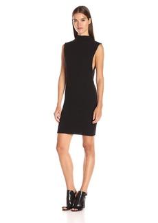 Dolce Vita Women's Mariela Sleeveless Fitted Blouson Sweater Dress