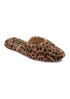 Dolce Vita Women's Saydee Square Toe Plush Slippers