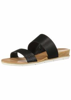 Dolce Vita Women's VALA Wedge Sandal   M US