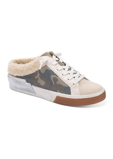 Dolce Vita Women's Zeta Plush Slide Sneakers