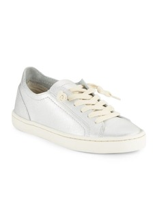 Dolce Vita Xed Leather Platform Sneakers