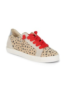 Dolce Vita Xylon Leather Sneakers