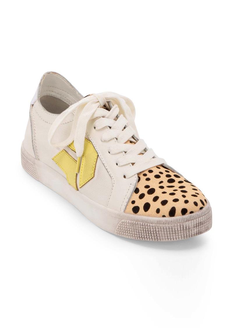 Dolce Vita Zaga Genuine Calf Hair Sneaker (Women)
