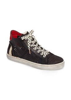 Dolce Vita Zeus Genuine Calf Hair Sneaker (Women)