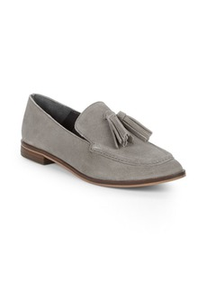 Dolce Vita Double Tassel Suede Loafers
