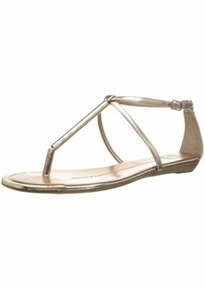 DV by Dolce Vita Women's Archer Flat Sandal   M US