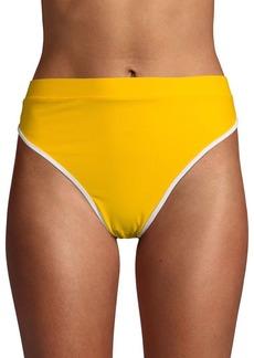 Dolce Vita High-Waist Bikini Bottom