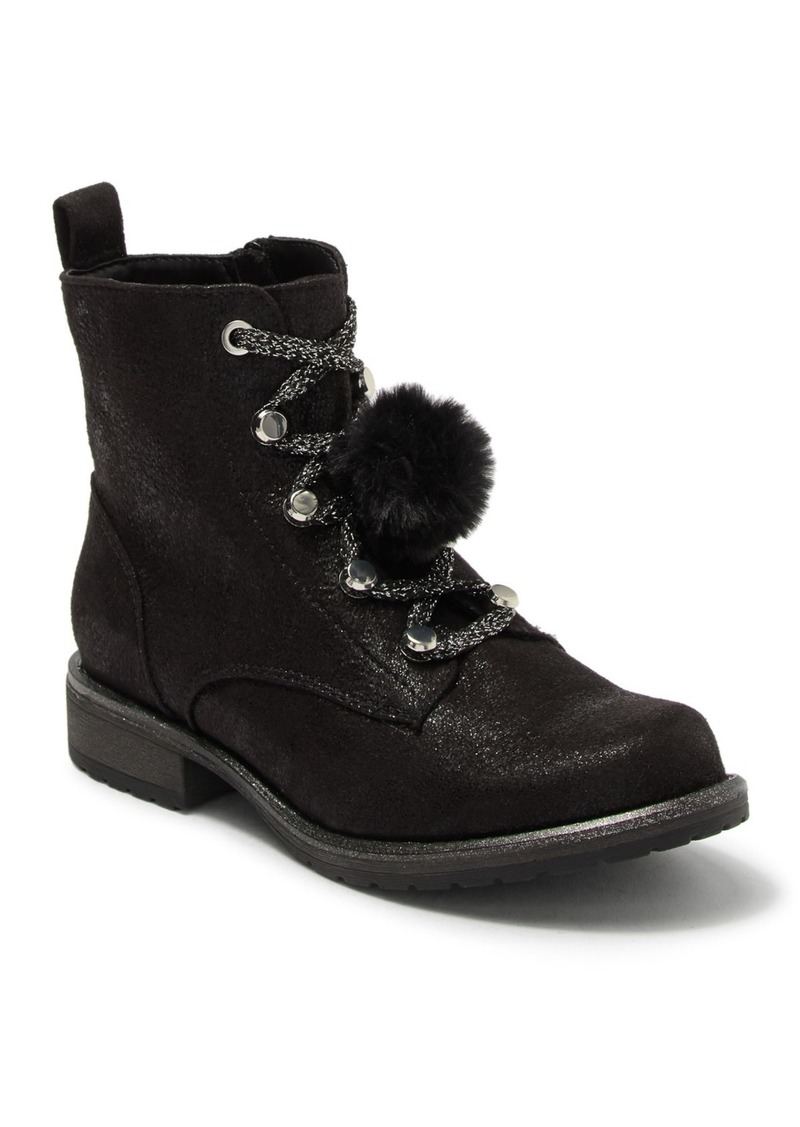 Dolce Vita Lakey Lace-Up Boot (Toddler & Little Kid)
