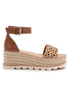 Dolce Vita Larita Jute Flatform Sandals