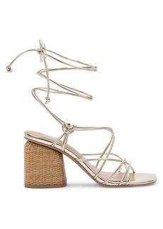 Dolce Vita Nika Strappy Block-Heel Sandals