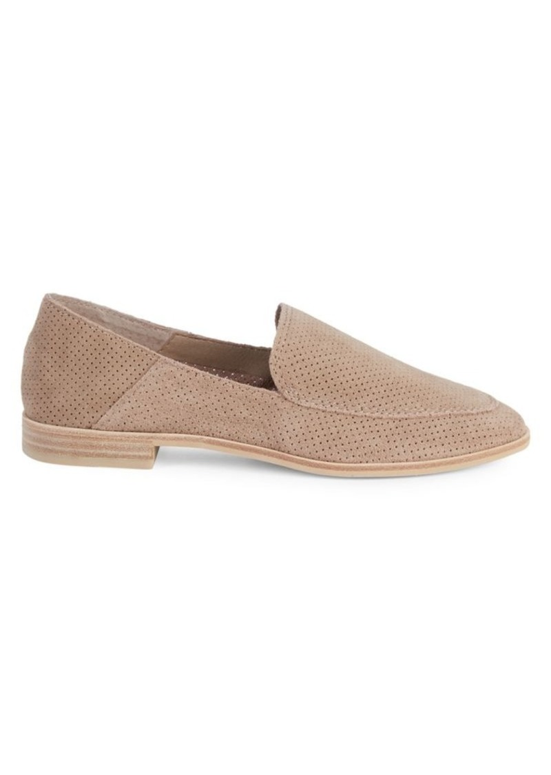 Dolce Vita Parrie Perforated Leather Loafers