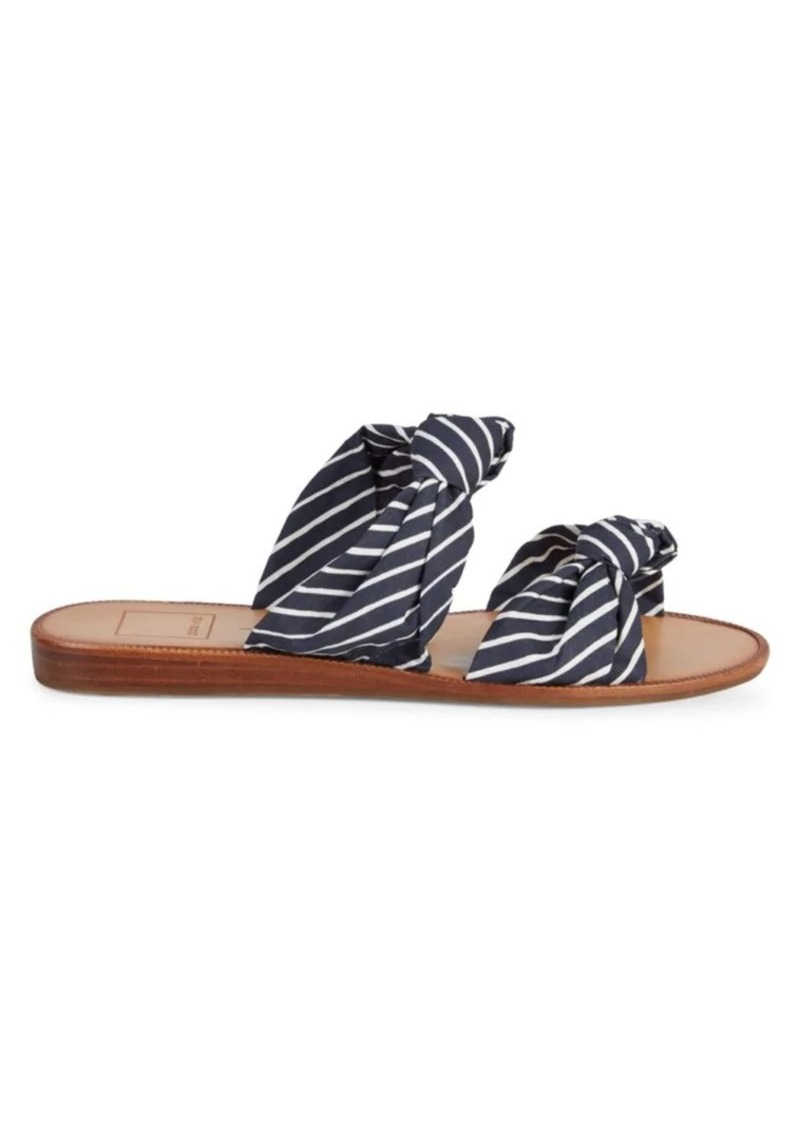 Dolce Vita Pascal Striped Sandals