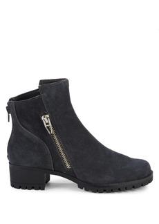 Dolce Vita Pelma Suede Combat Boots