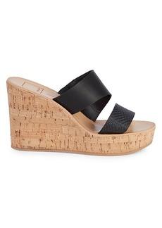 Dolce Vita Pimms Cork Wedge Sandals