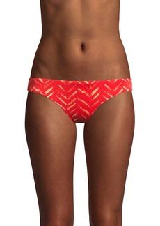 Dolce Vita Printed Bikini Bottom