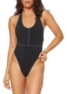 Dolce Vita Racerback One-Piece Swimsuit