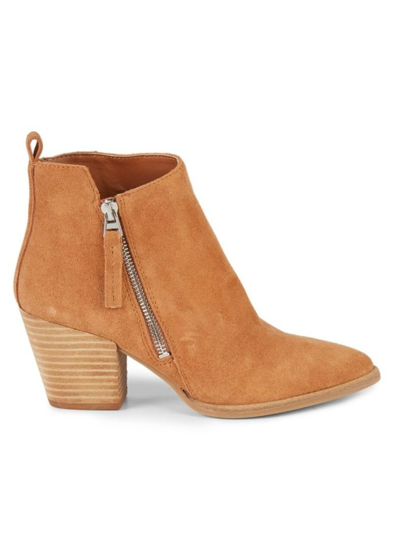 Dolce Vita Rila Suede Booties