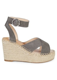 Dolce Vita Salla Braided Wedge Sandals