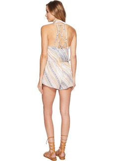 Dolce Vita Serengeti Splash Romper Cover-Up