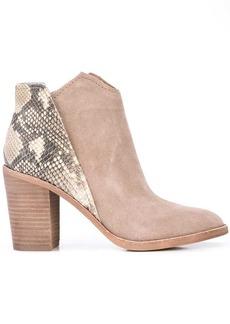 Dolce Vita snakeskin print Shep boots