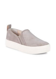 Dolce Vita Tahani Suede Slip-On Sneakers