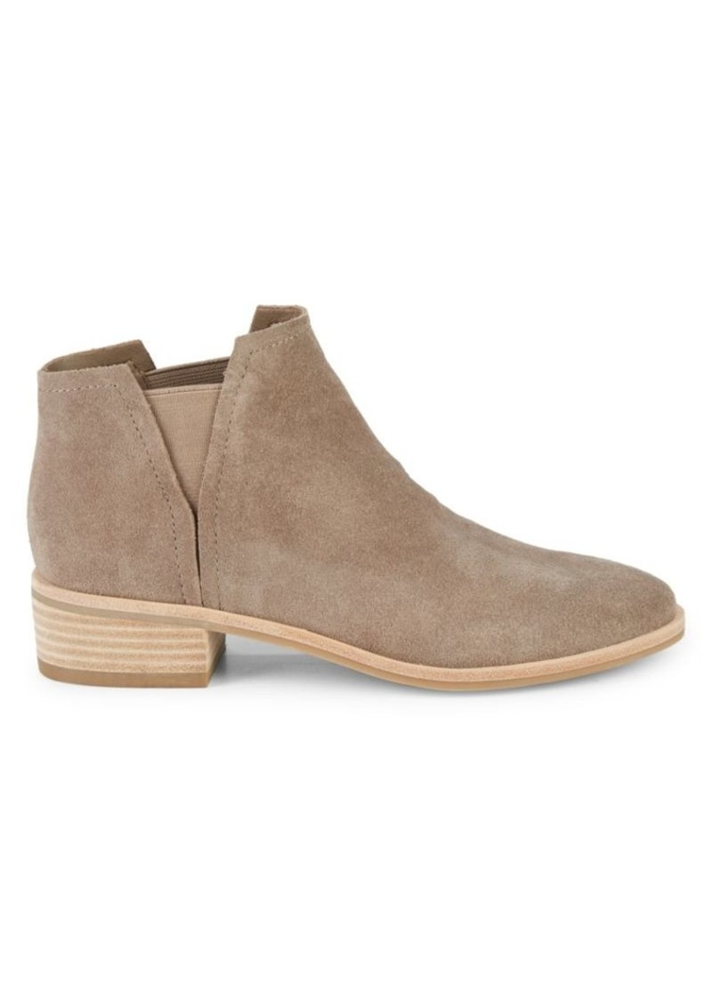 Dolce Vita Trever Suede Booties