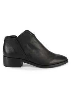 Dolce Vita Trist Pebbled Leather Booties