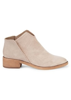 Dolce Vita Trist Suede Booties