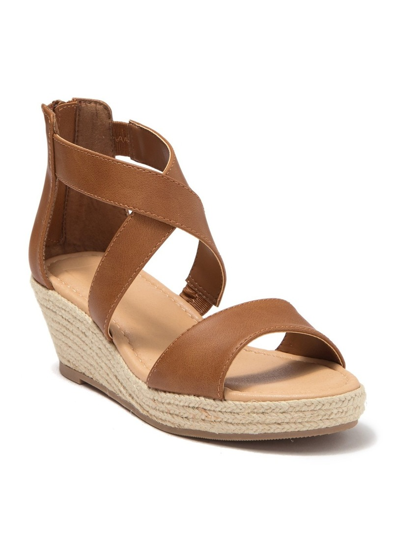 Dolce Vita Whit Wedge Espadrille Sandal (Little Kid & Big Kid)