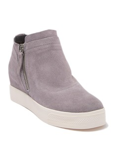 Dolce Vita Winy Suede Wedge Sneaker