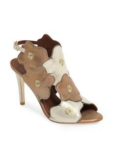 Donald J Pliner Alena Floral Sandal (Women)