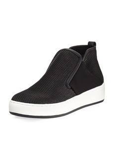 Donald J Pliner Carole Perforated Bootie Sneaker