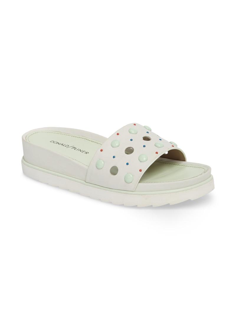 Donald J Pliner 'Cava' Slide Sandal (Women)