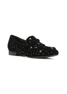 Donald J Pliner Chic Velvet Loafers