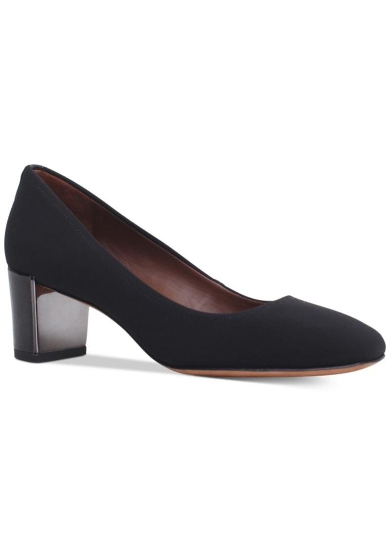 0623e9b5146 Donald Pliner Corin Block-Heel Pumps Women's Shoes