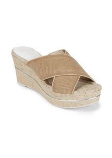 Donald J Pliner Dani Wedge Sandals