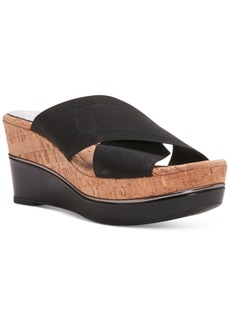 Donald J Pliner Dani Wedge Sandals Women's Shoes