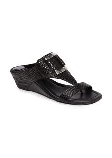 Donald J Pliner Daun Wedge Sandal (Women)
