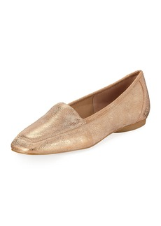 Donald J Pliner Deedee Slip-On Metallic Flat