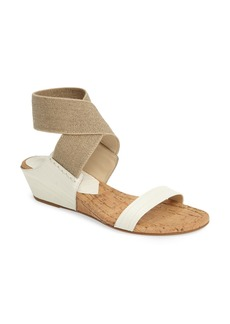 Donald J Pliner Eeva Wedge Sandal (Women)