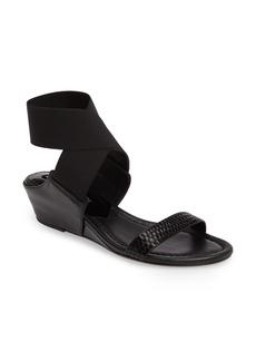 Donald J Pliner Eeva Wedge Sandal (Women)