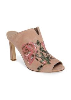 Donald J Pliner Elora Embellished Open-Toe Mule (Women)