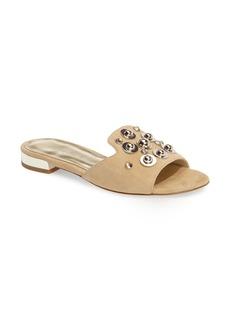Donald J Pliner Fairy Embellished Slide Sandal (Women)